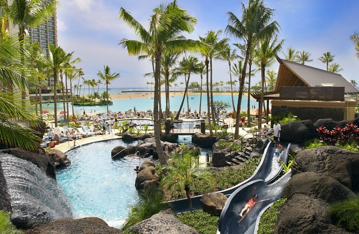 Hilton Hotel Hawaiian Village