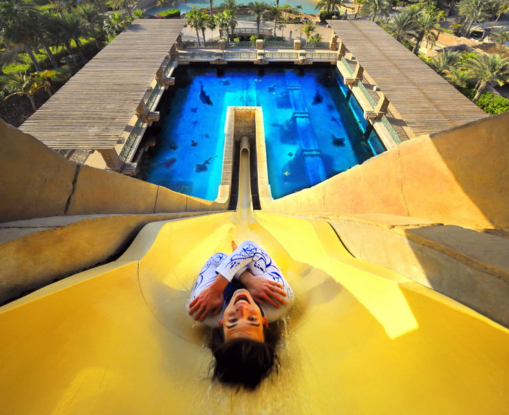 Отель Hotel Atlantis The Palm
