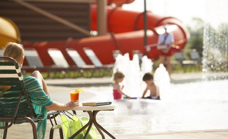 6 отелей с аквапарками и необычными водными горками