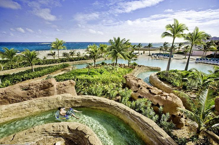 The Reef Atlantis. Аквапарк