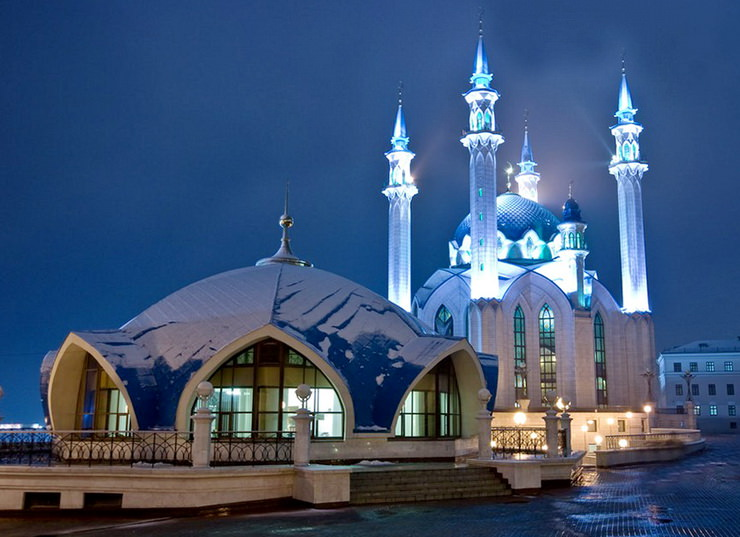 Кул Шариф в Казани