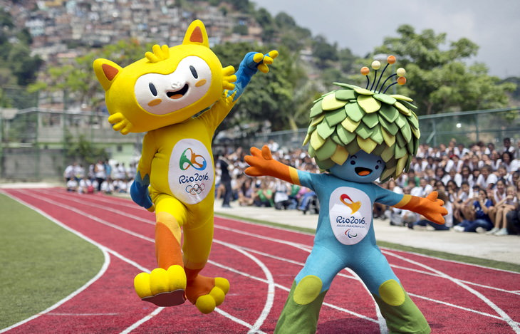 Бразилия Олимпиада 2016