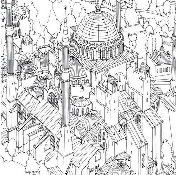 Удивительные города-13