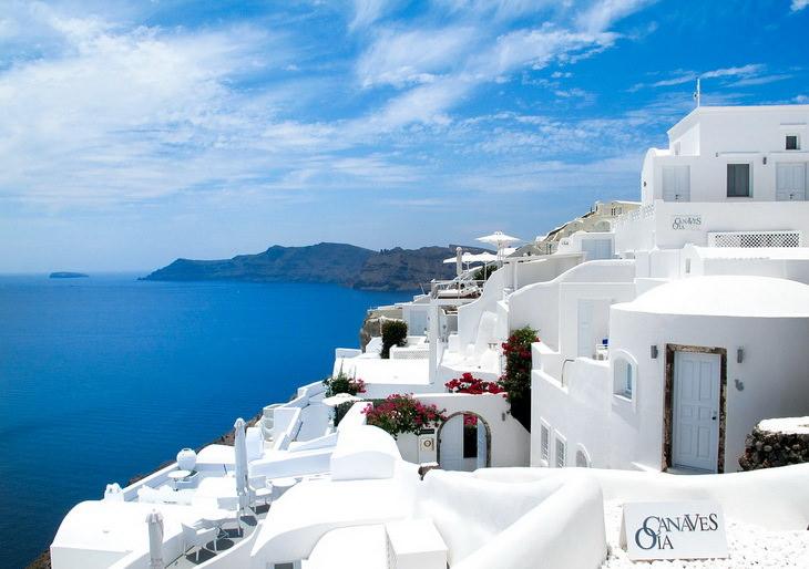 Куда поехать с детьми в Греции