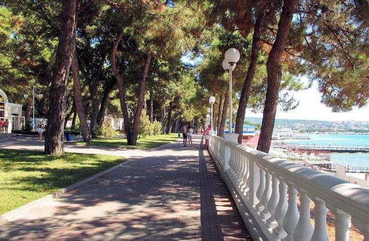 Отдых с детьми в Геленджике: курорты и пляжи Геленджика