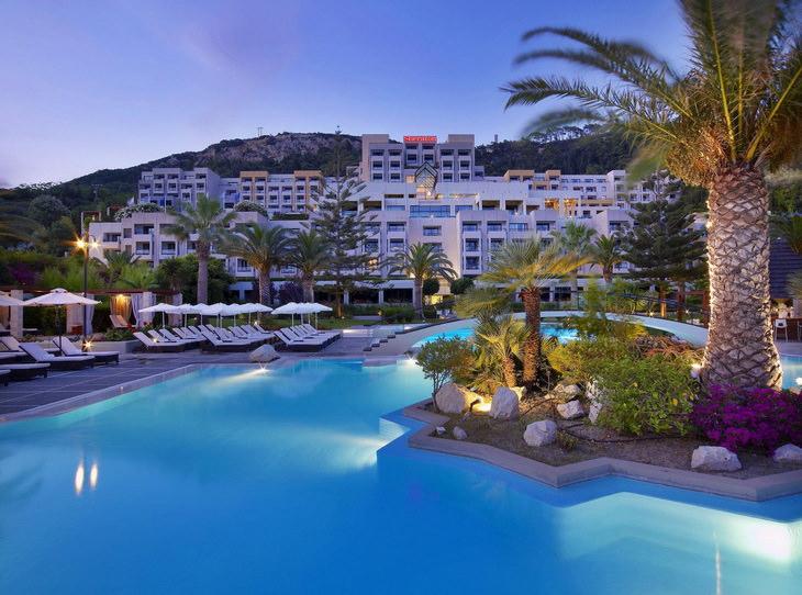 Отели Греции Все включено для отдыха с детьми