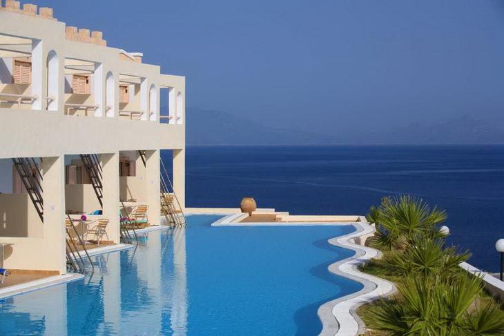Отели Греции Все включено для семейного отдыха
