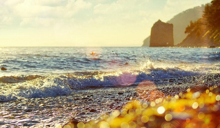 Бархатный сезон на море
