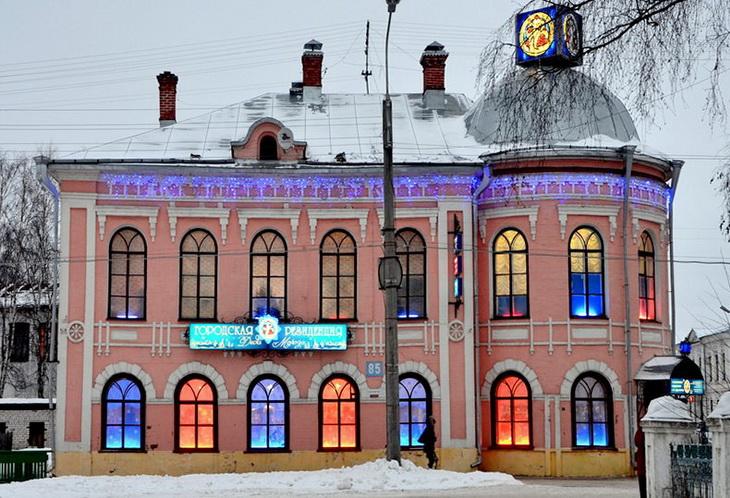 Городская резиденция Деда Мороза Великий Устюг