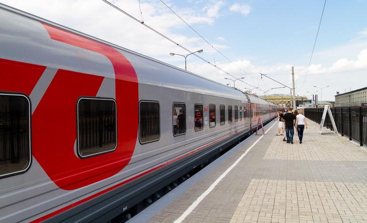 Как сдать электронный билет на поезд