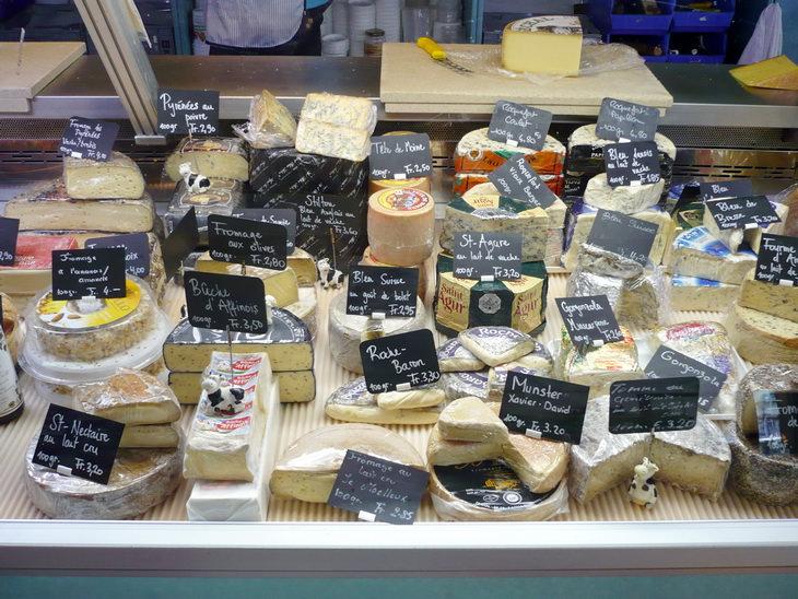 Как же в Швейцарии без сыра