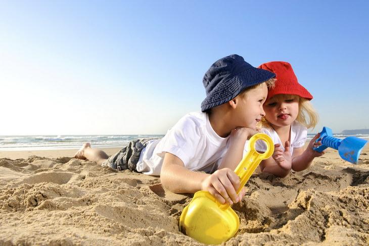 Лучшие пляжи Крыма для семейного отдыха