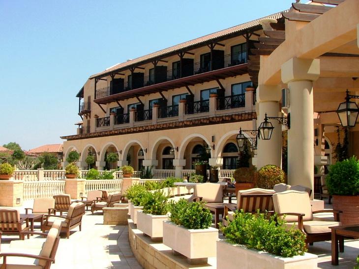 Отели Кипра для семейного отдыха с детьми