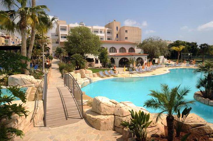 Отели Кипра для семейного отдыха
