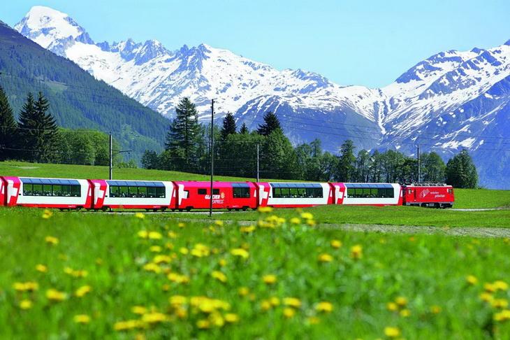 Панорамный поезд 3