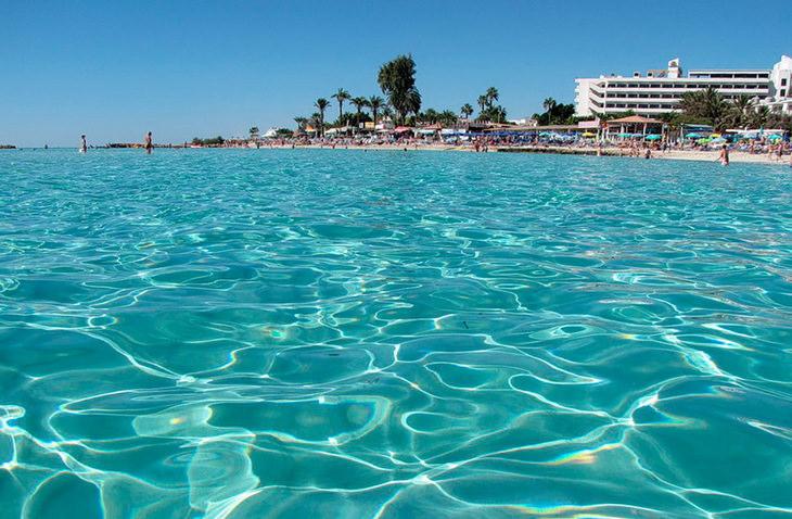 Пляжи Кипра 3
