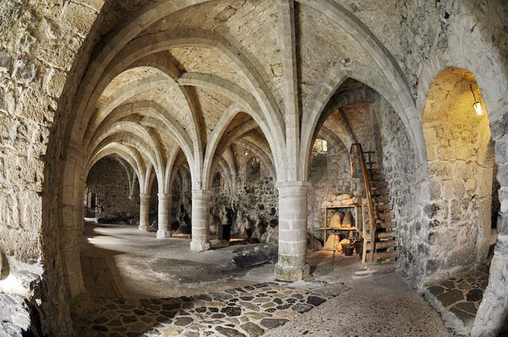 Шильонский замок 2