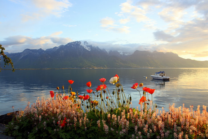 Женевское озеро 1