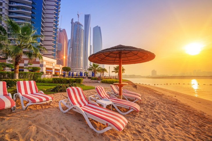 Дубай отели недалеко от пляжа когда россия откроет воздушные границы