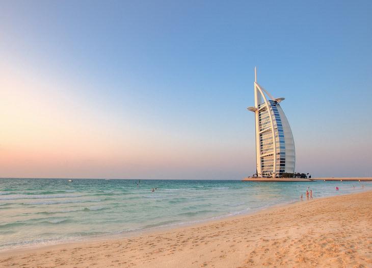 Дубай ОАЭ. Что посмотреть, куда сходить самостоятельно, с ребенком. Фото города и пляжа