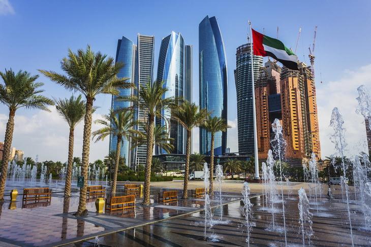 Отдых в Абу-Даби, развлечения и достопримечательности