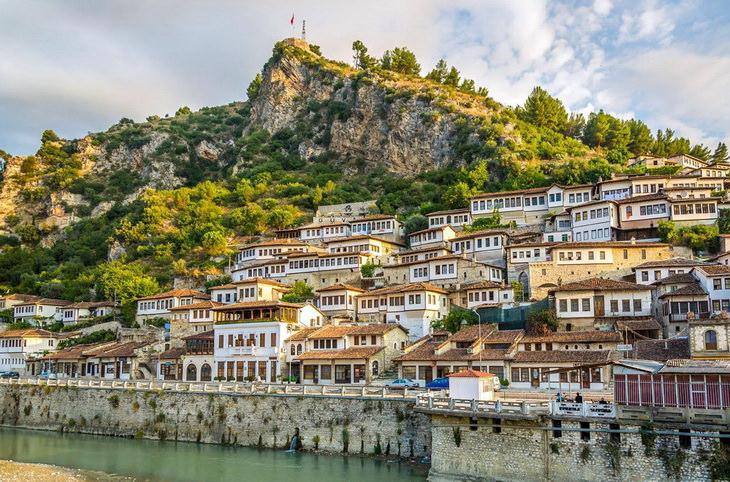 Берат. Албания