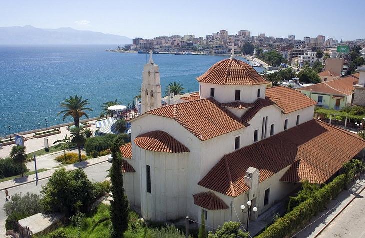 Церковь. Албания