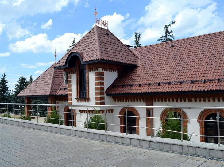 Ресторан «Замок роз»