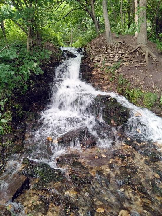 Водопад «Русанов Ключ»