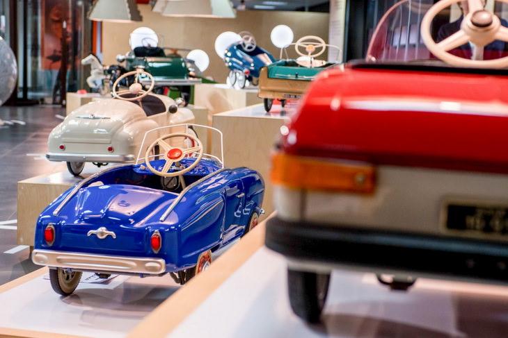 Музей автомобильных историй в Москве