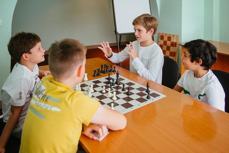 Спортивно-интеллектуальные сборы для детей