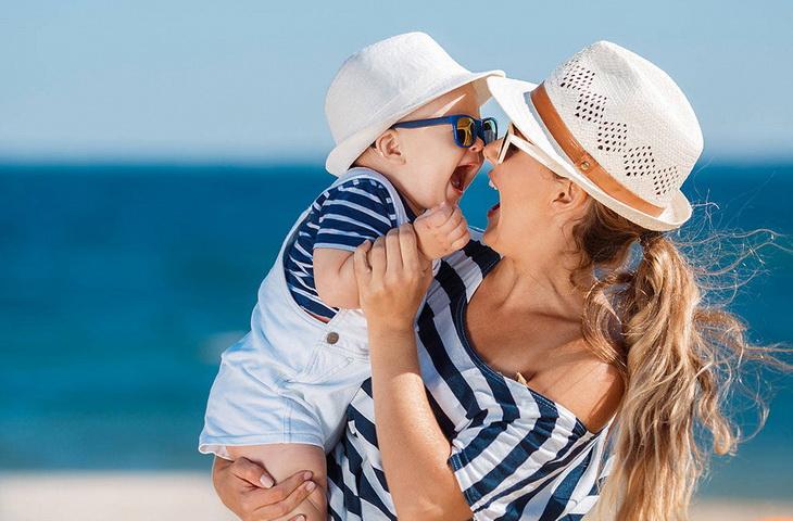 Отдых с ребенком