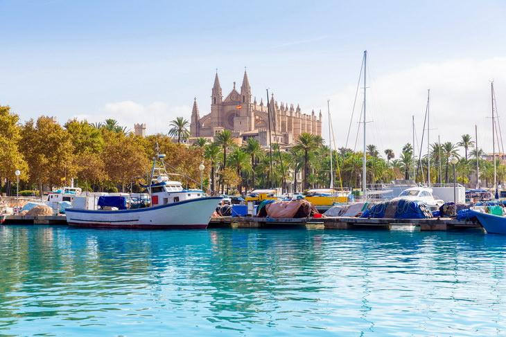 Майорка. Пляжный отдых в Испании