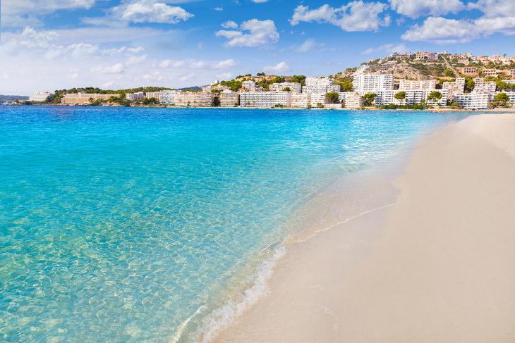 Морские курорты Испании