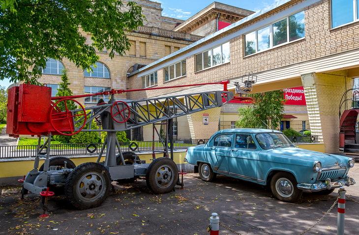 Музей на Мосфильме