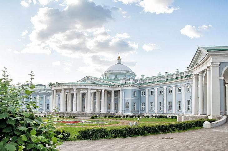 Странноприимный дом Шереметьева