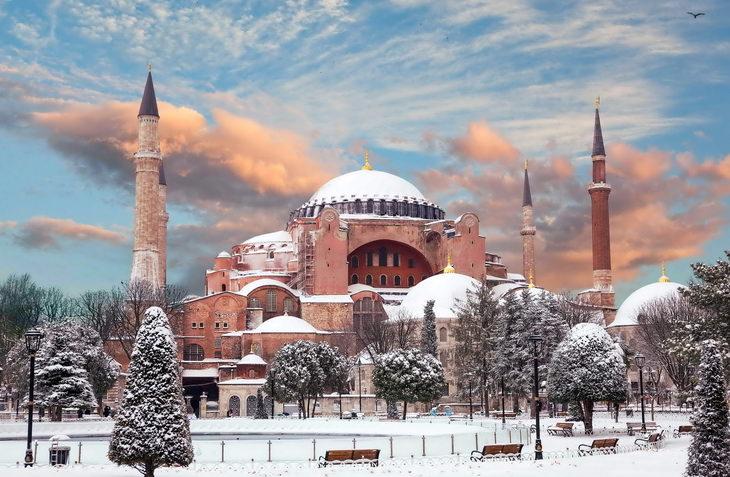 Музей Айя-София в Стамбуле