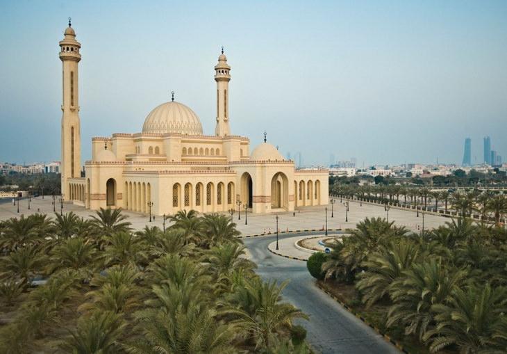 Великая мечеть Аль-Фатих