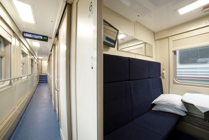 Поезд Таврия