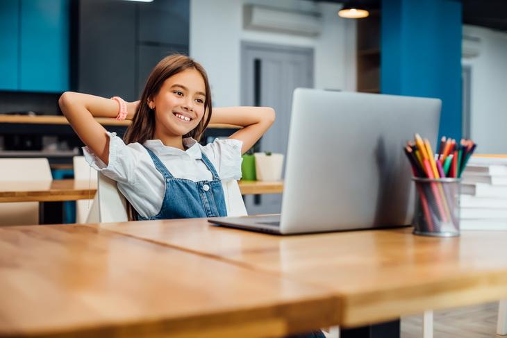 Онлайн лагерь для детей