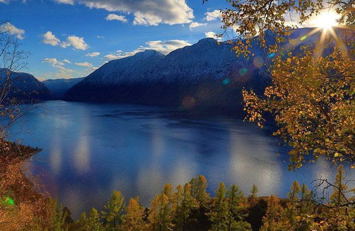 Озеро Телецкое. Алтай
